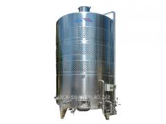 Резервуар для приема и хранения молока