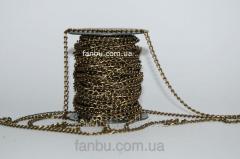 Chain bronze decorative (5 mm*3mm)