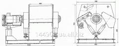 Faucet dry mixes MOP-0.04