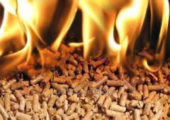 Pellets biofuel