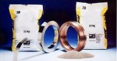 We realize gumboils welding the AN brands 348, AN