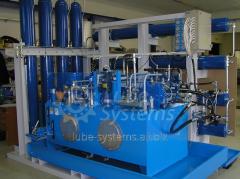 Industrial hydrostation