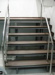 Лестницы (междуэтажные в жилых помещениях,