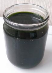 Wax melters steam Chlorella