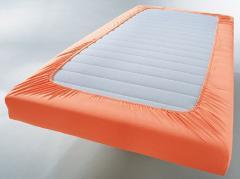 Sheets on an elastic band + 2 pillowcases