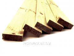 Lath the pine spliced (podporuchnik) 10х40