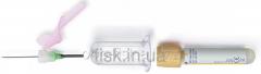 Test tubes of PRF,A-PRF, I-PRF (preparation of PRF