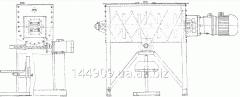 Установка смесительно-фасовочная УСФ-0,35
