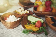 Деревянная посуда для ресторанов, баров,отелей
