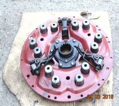 Coupling basket for the MTZ-80 tractor