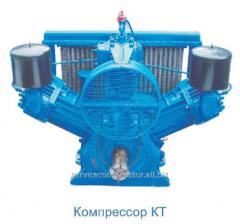 КОМПРЕССОР КТ-7 для получения сжатого воздуха, необходимого для питания тормозной и других пневматических систем и приборов подвижного состава железнодорожного транспорта