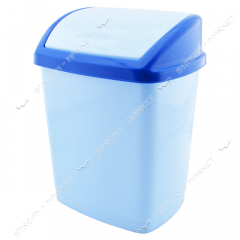 Bucket plastic envelope of 9 l. (blue) Horizon