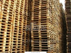 The pallets European standard, Nestandart, the