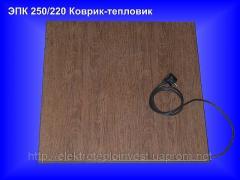 Ceramic heater of EPK 250/220 teplovik