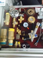 Арматура и оборудование для обвязки газопроводов и