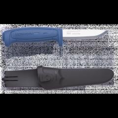 Knife of morakniv basic 546, stainless steel,