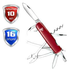 Ego a01.10 knife, red