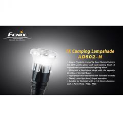 The Kempingovy lens for fenix tk