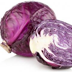 Hook / gako — a red cabbage, satimex of 100 grams