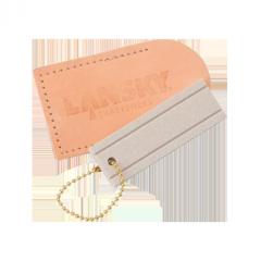 Sharpener for knives of lansky pocket stone lsaps