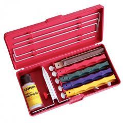 Sharpener for knives of lansky professional knife