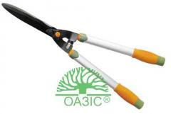 Brush cutter metal with the telescopic handle