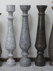 Rail-posts granite, rail-posts marble
