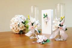 Exclusive design wedding sets