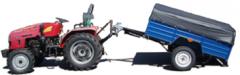 Прицепы для тракторов Кремень+