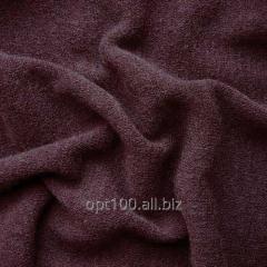Трикотаж Ангора, цвет темно-бордовый. W-1263-04