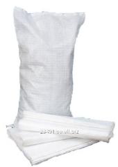 Мешок полипропиленовый 50*75см белый
