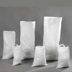 Пищевые былые мешки полипропиленовые
