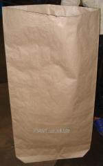 Zakken, papier, voor het voederen van