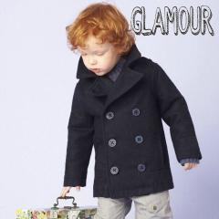 Children's cashmere coat