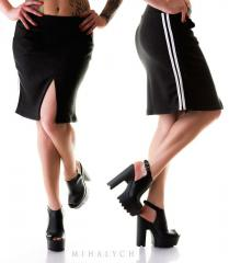 "Stylish youth miniskirt ""Mohair"""