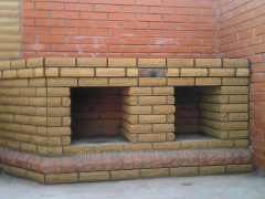 Fireplaces, furnaces, barbecue.