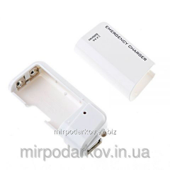 Аварийное зарядное устройство для телефона от 2х
