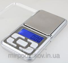 Цифровые карманные весы Pocket Scale MH-500, Весы