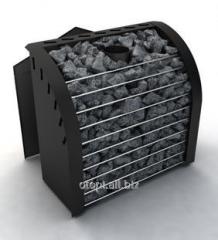 Печь каменка для сауны с выносом Каскад-ПКС-04 Профи