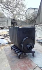 Печь булерьян отопительно-варочная для дома тип 05 с гарантией