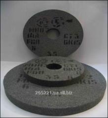 Circle for polishing of software gray
