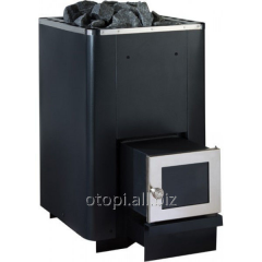The wood furnace for a bath of PAL K-20 SL (a fire chamber portable with glass) - Ukraine