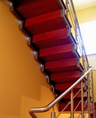 Ladder metalokarkas