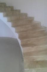 Ladder concrete