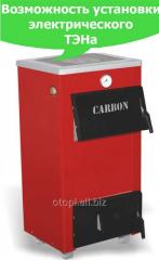 Котел водяной на твердом топливе Carbon...