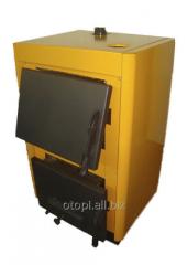 Copper spark, one-planimetric on solid KOTV-10 fuel