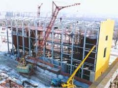 Металлоконструкции зданий и сооружений.