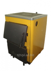Ктвердом топливе КОТВ-14 П( с плитой)