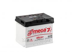 Аккумулятор АКБ A-Mega Ultra+ 64 Ач