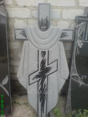 Granite cross 14